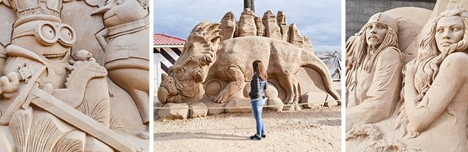 Sandskulpturen_St.Petersburg
