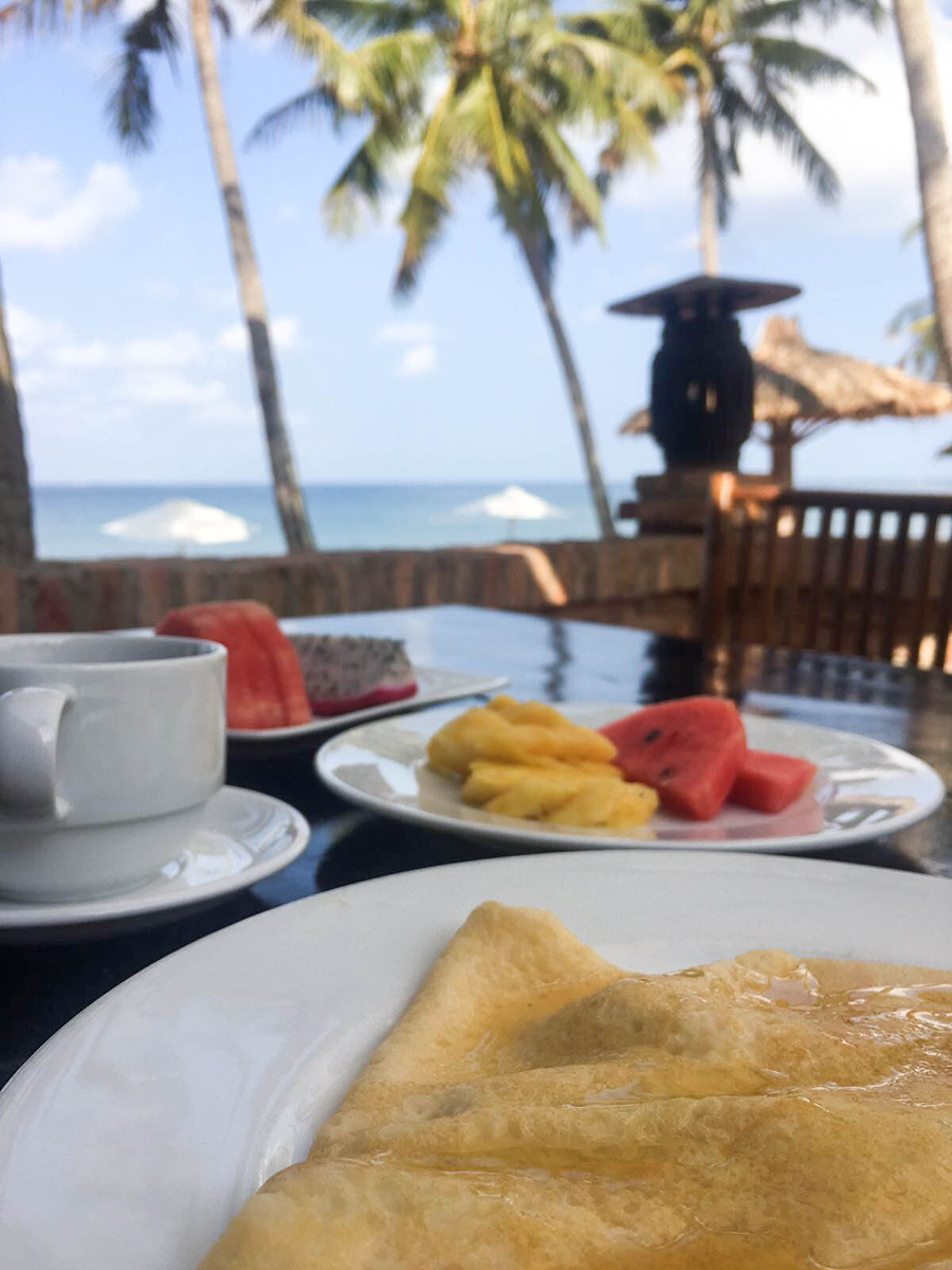 Breakfast, Mai House Resort, Phu Quoc