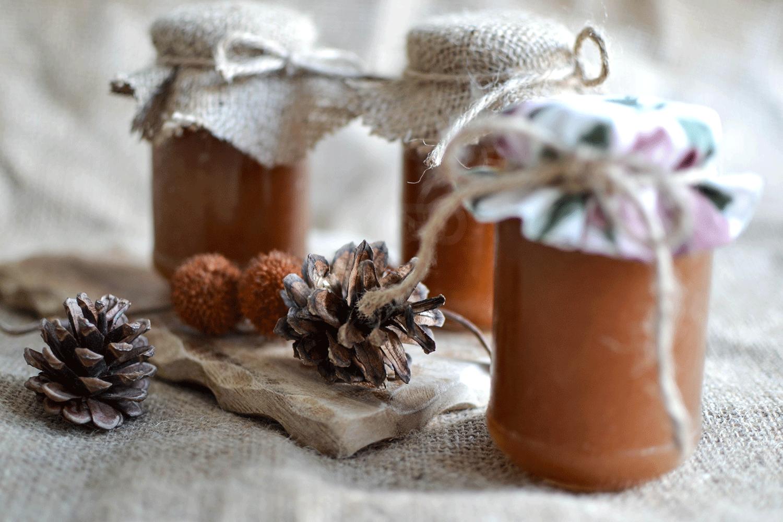 Apfel - Marmelade mit Vanille und Zimt