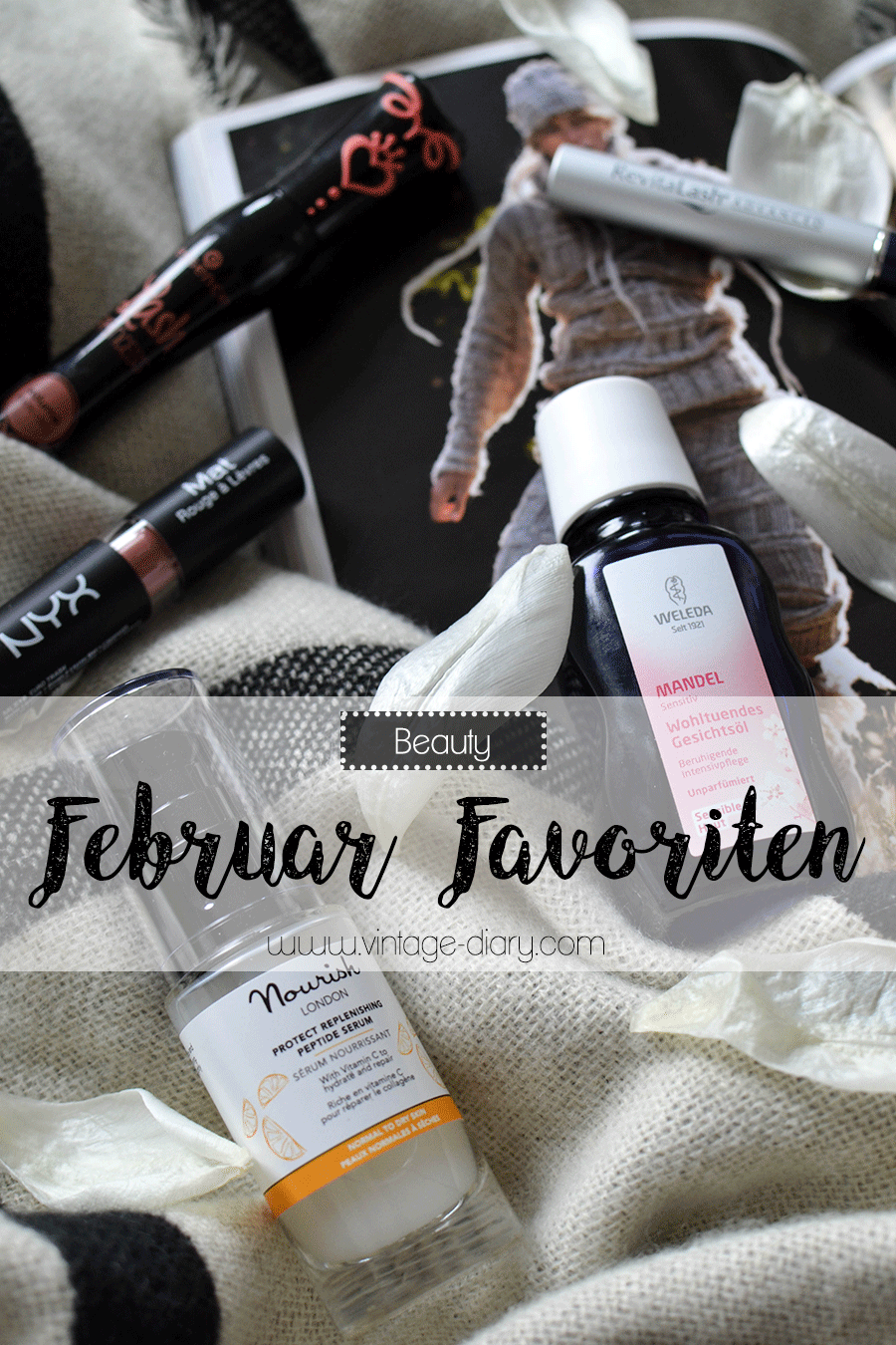 BEAUTY // 5 FAVORITEN IM FEBRUAR
