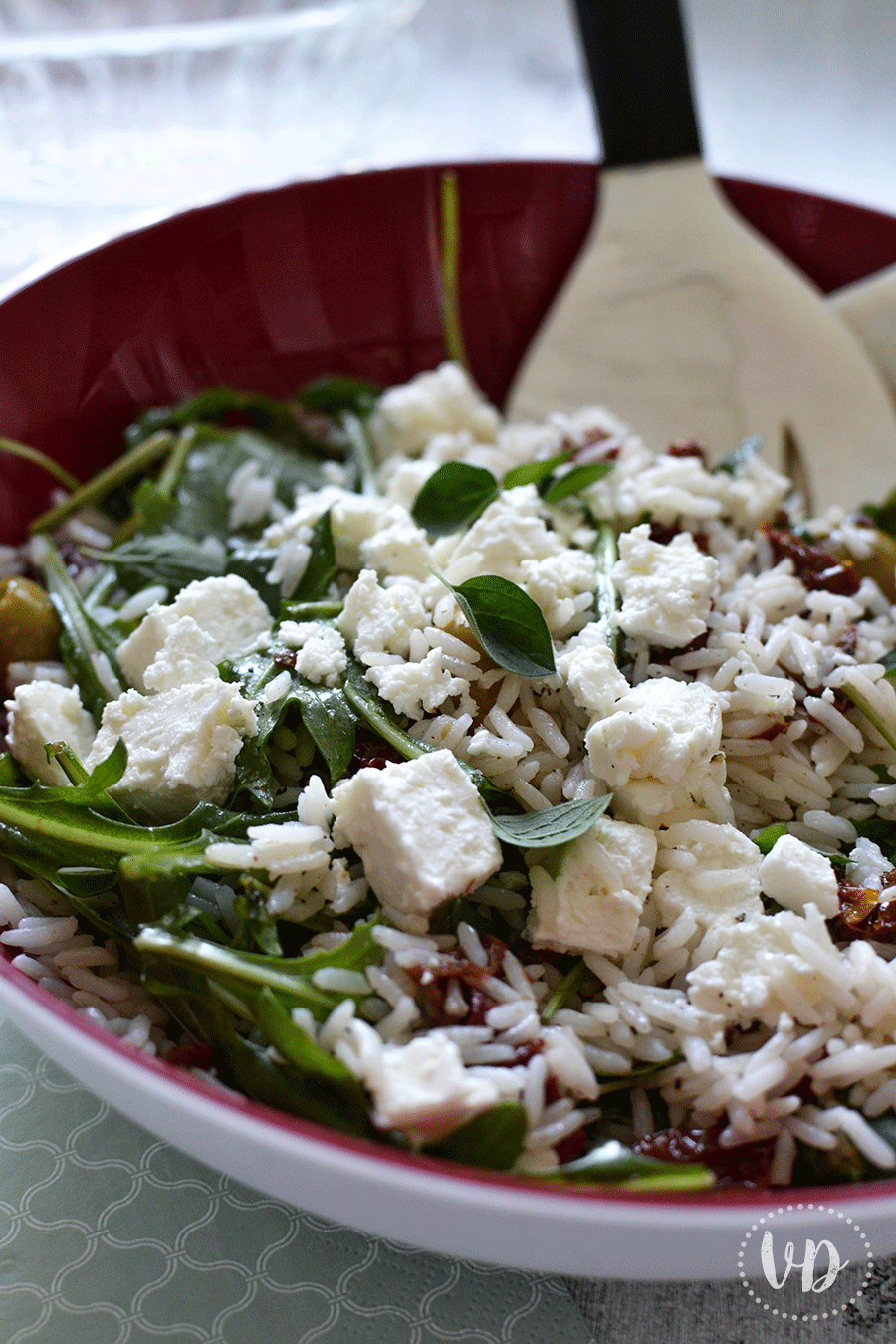 Anzeige | Italienischer Reissalat