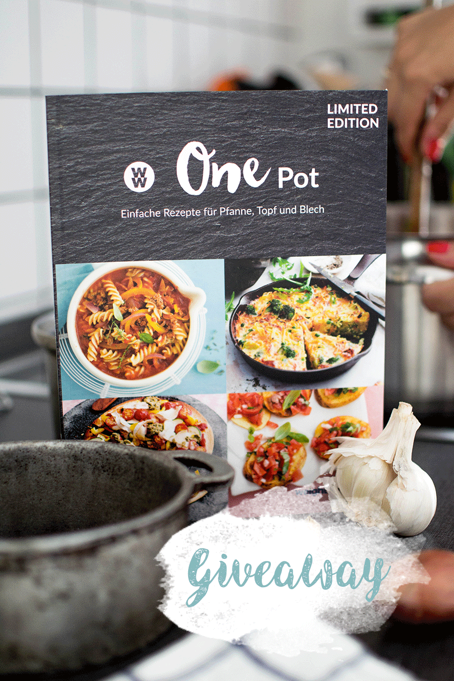 One Pot Rezept: Paprika - Tatar - Eintopf (WeightWatchers) + Giveaway