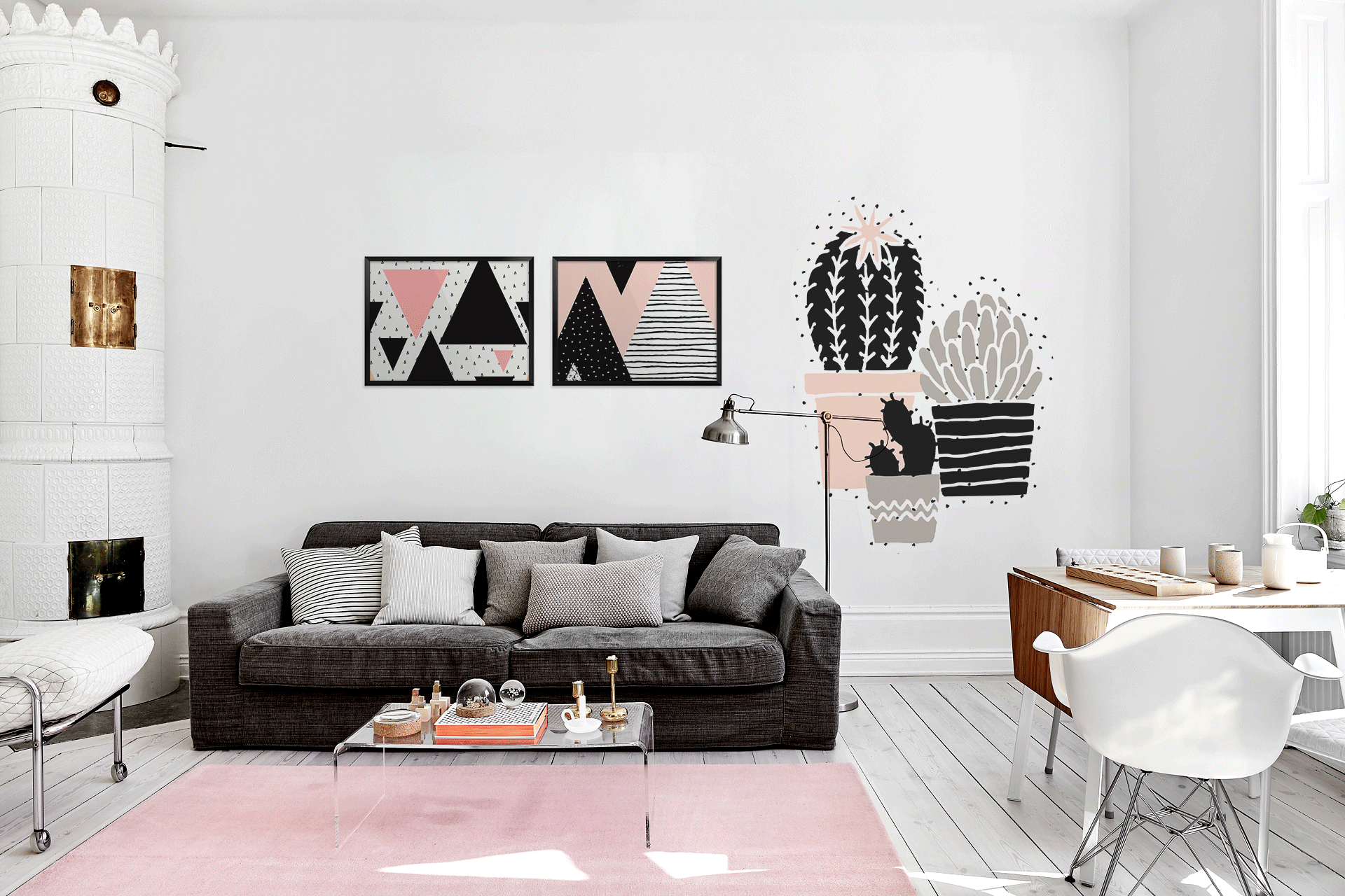 Wohnraum gestalten: 8 goldene Regeln, die du unbedingt beachten solltest