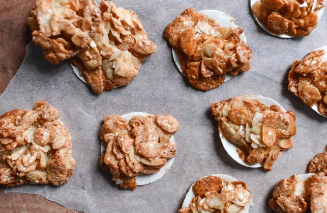 Cornflakes - Mandel - Kekse
