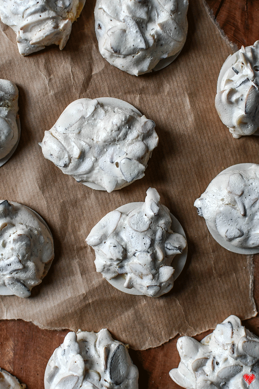 Mandelwölkchen – Kekse
