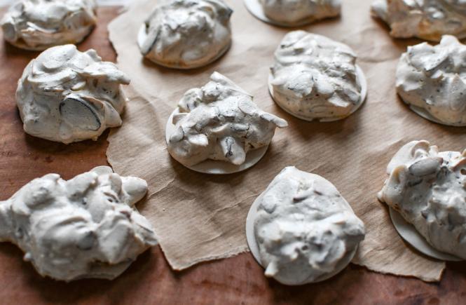 Mandelwölkchen - Kekse