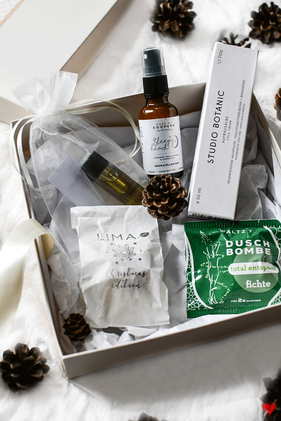 Vegan Beauty Basket (Dezember - Edition)