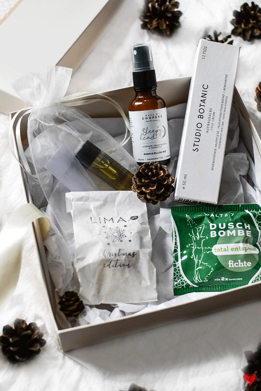 Vegan Beauty Basket (Dezember - Edition)