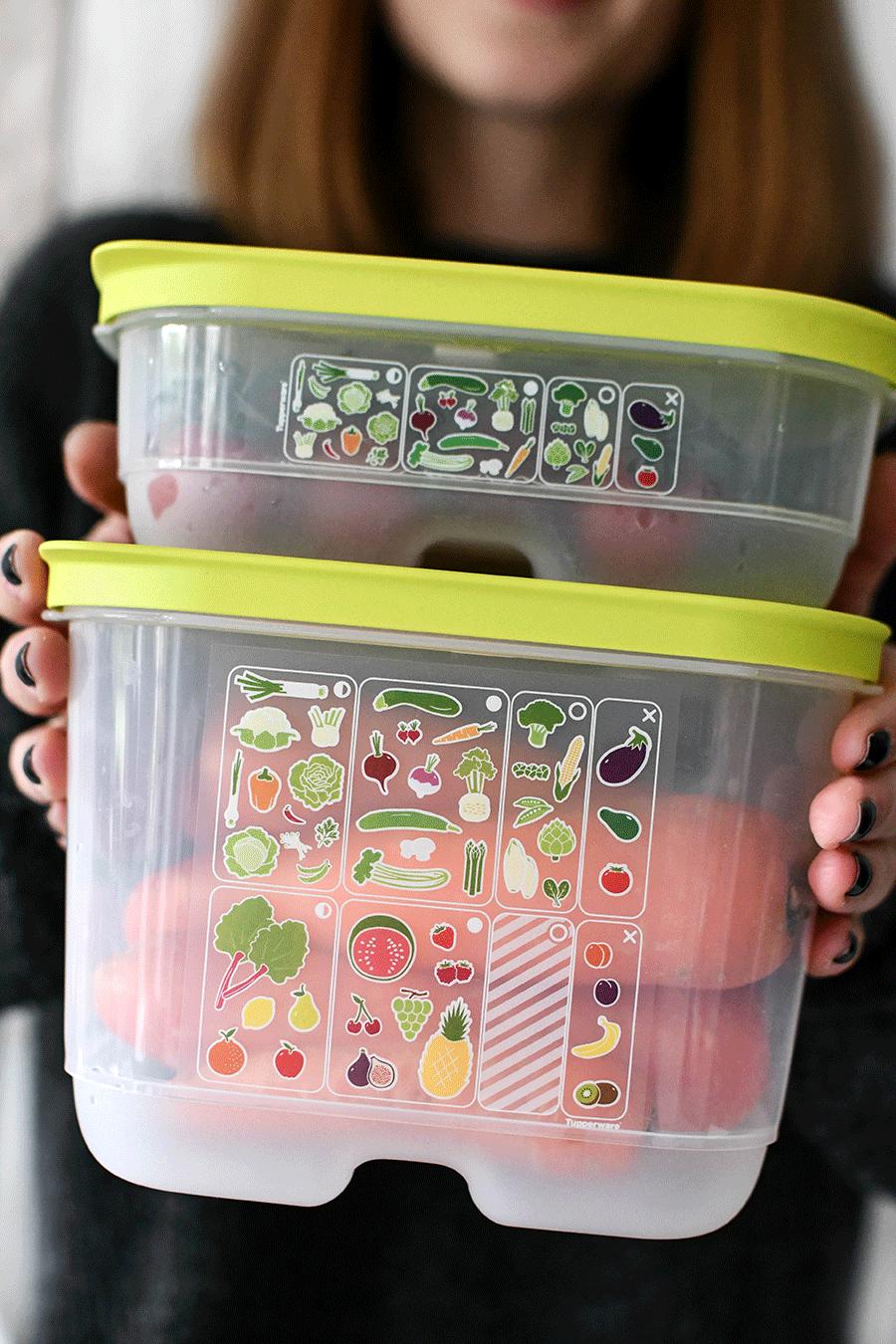 Tipps für den Haushalt - So lagerst du Lebensmittel im Kühlschrank richtig