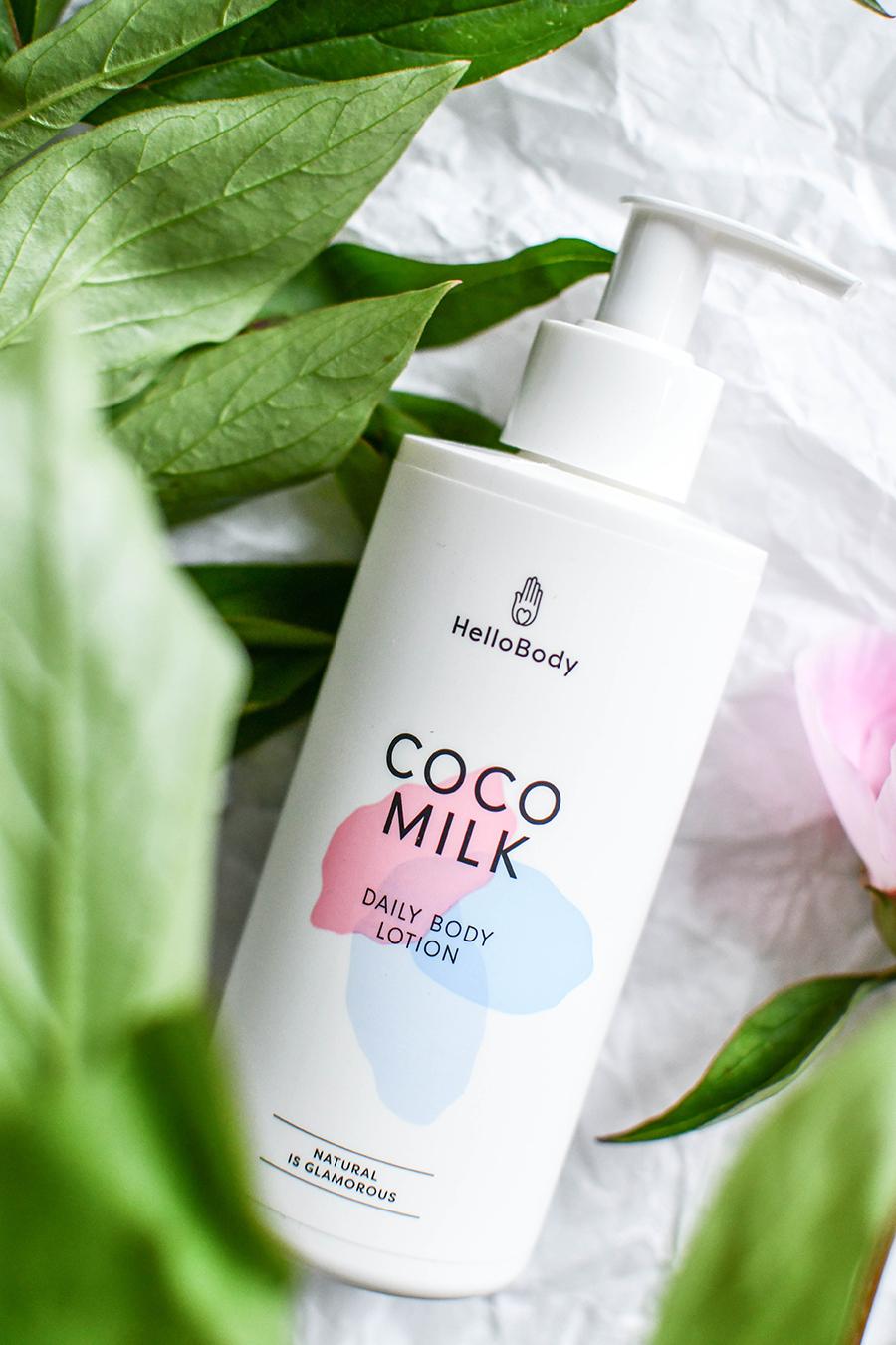 HelloBody: Die Coco- und Aloé - Pflegeserie
