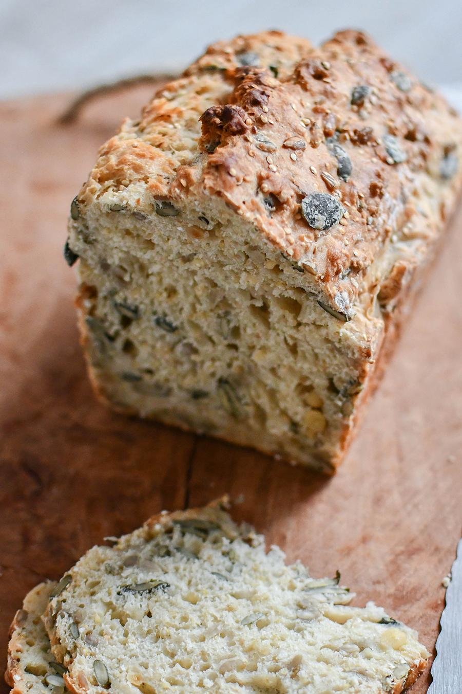 Rezept für jeden Tag: Dinkel-Körner-Brot
