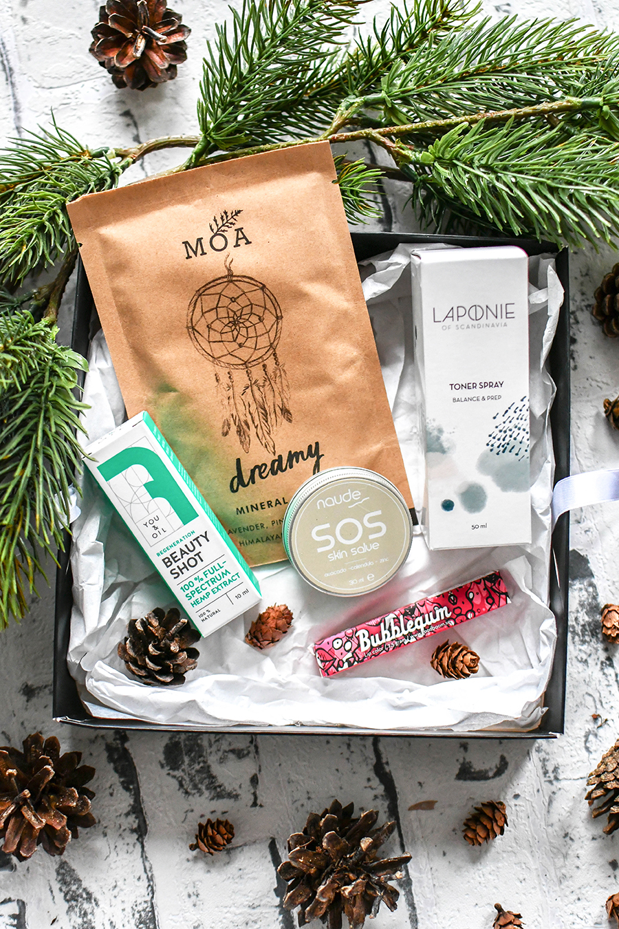 Vegan Beauty Basket - November Edition 2019