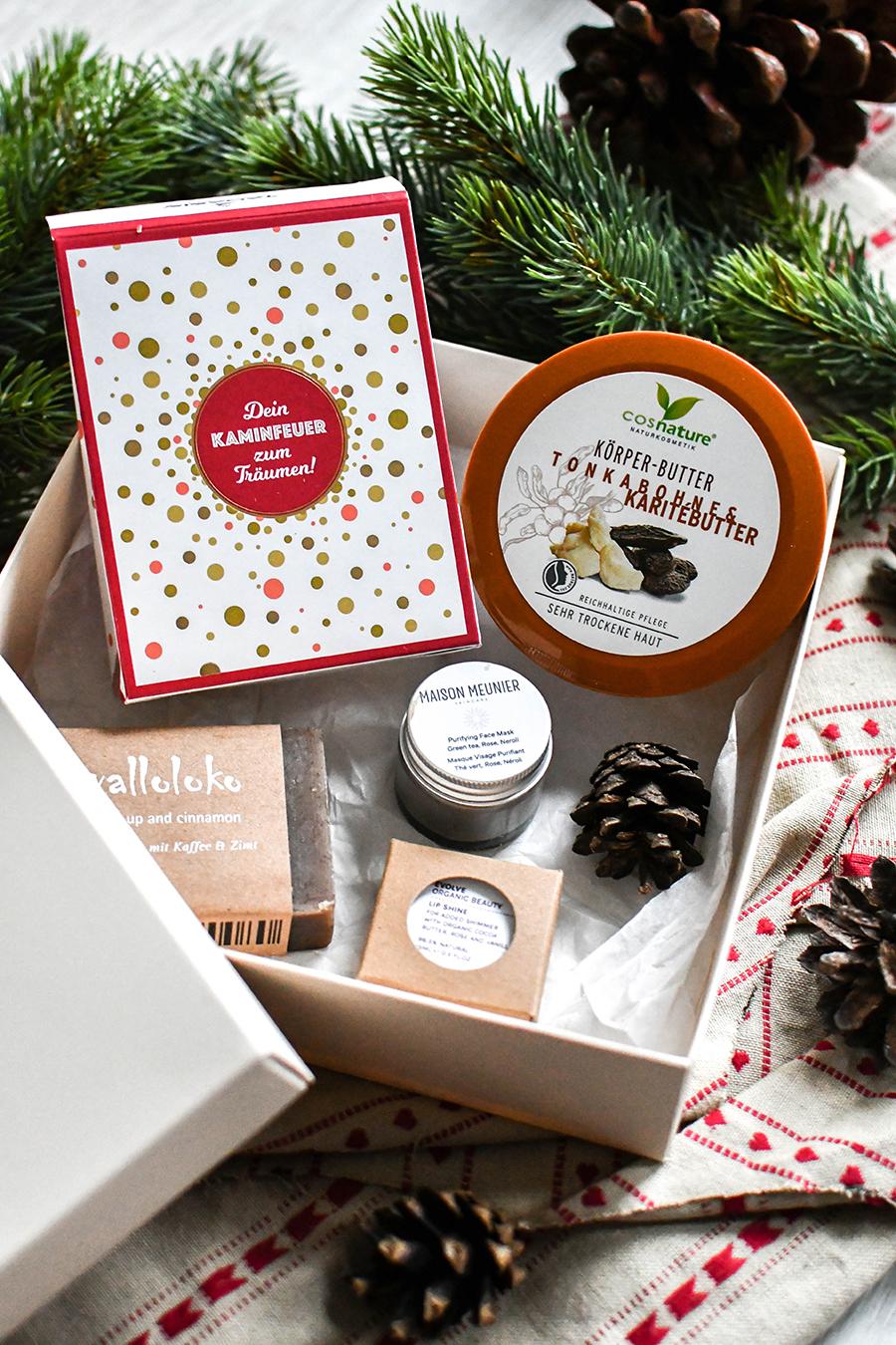 Vegan Beauty Basket - Weihnachtsbox 2019