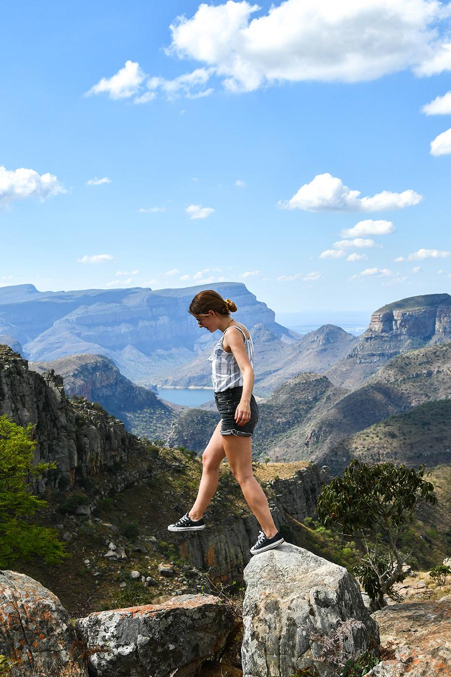 Südafrika - Lowveld View