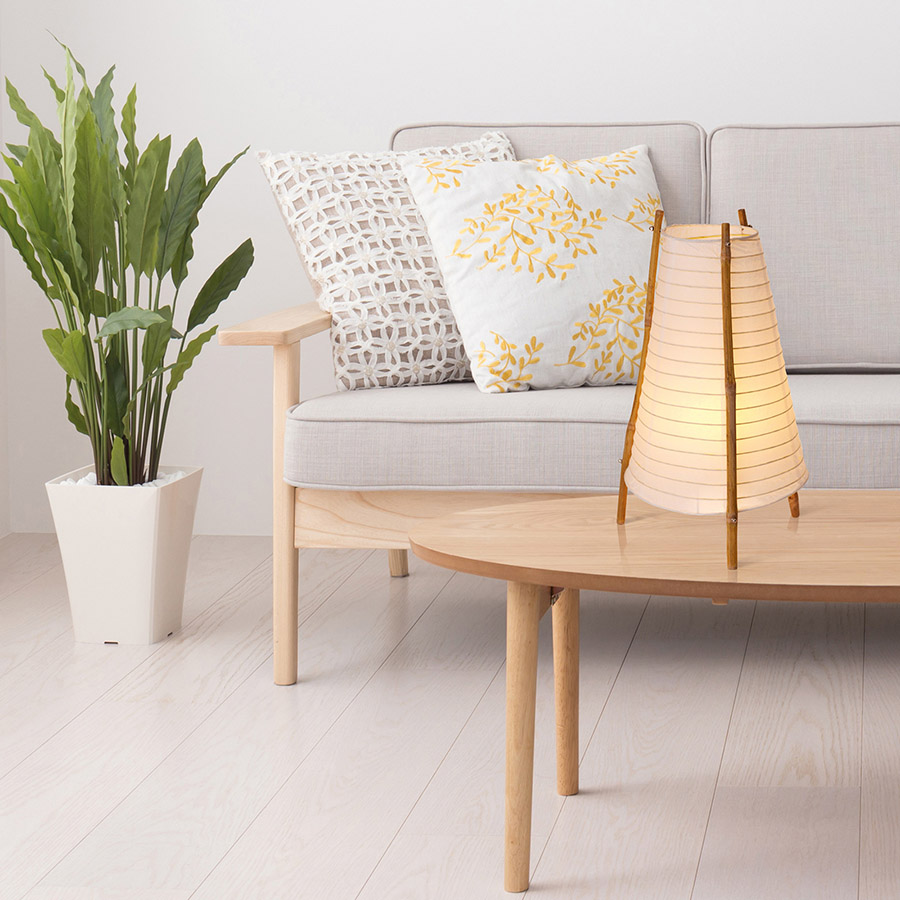 10 kostengünstige Tischlampen im skandinavischen & nordischen Stil