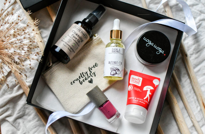 Vegan Beauty Basket - Januar Edition 2020