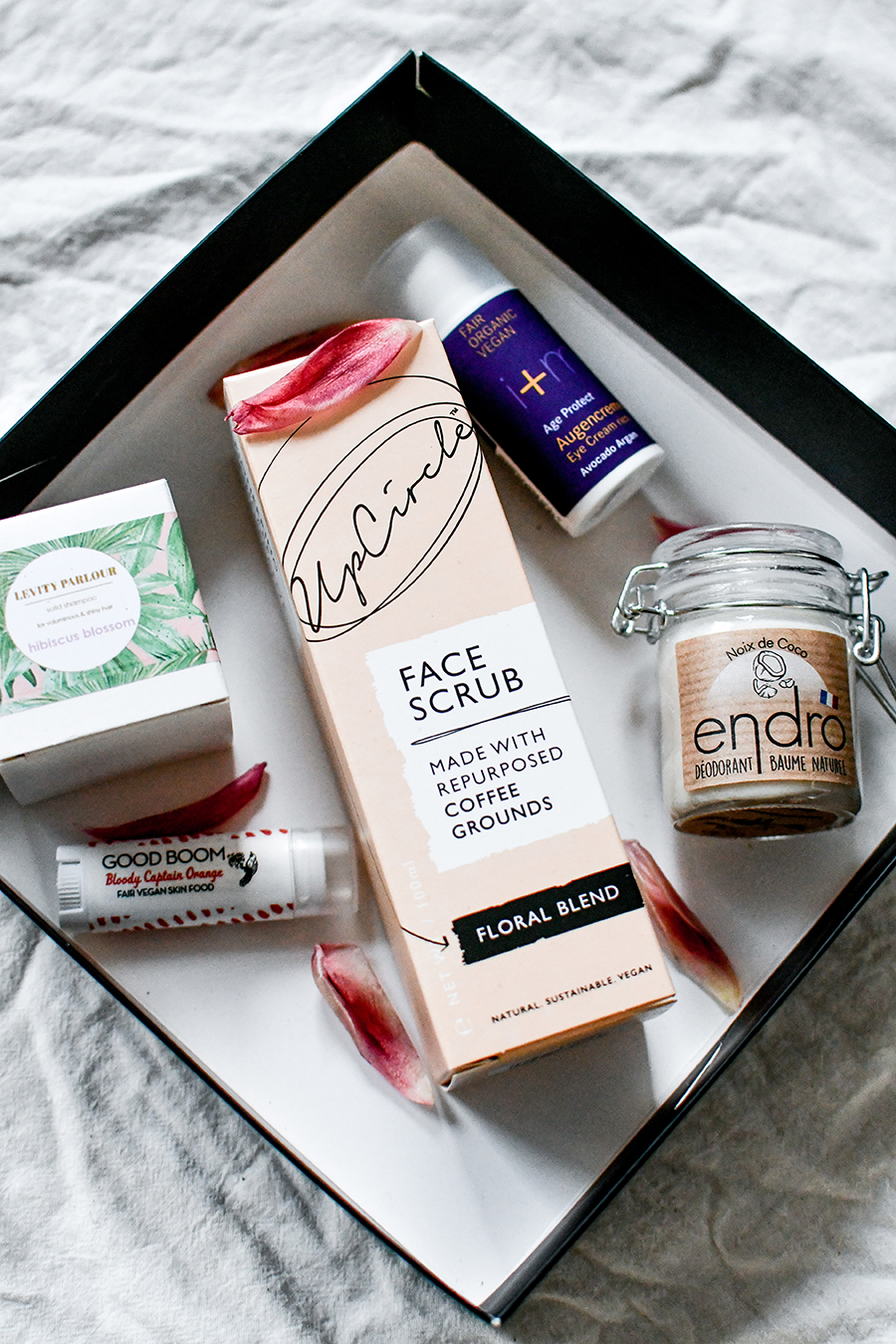 Vegan Beauty Basket – März Edition 2020