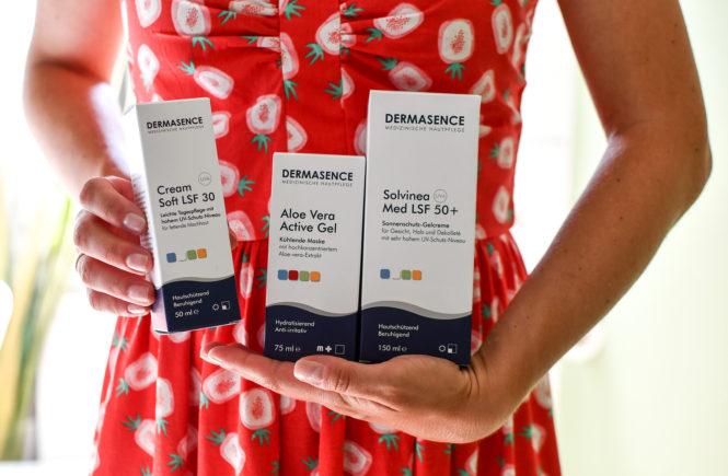Hautpflege im Sommer: Pflegeroutine mit LSF