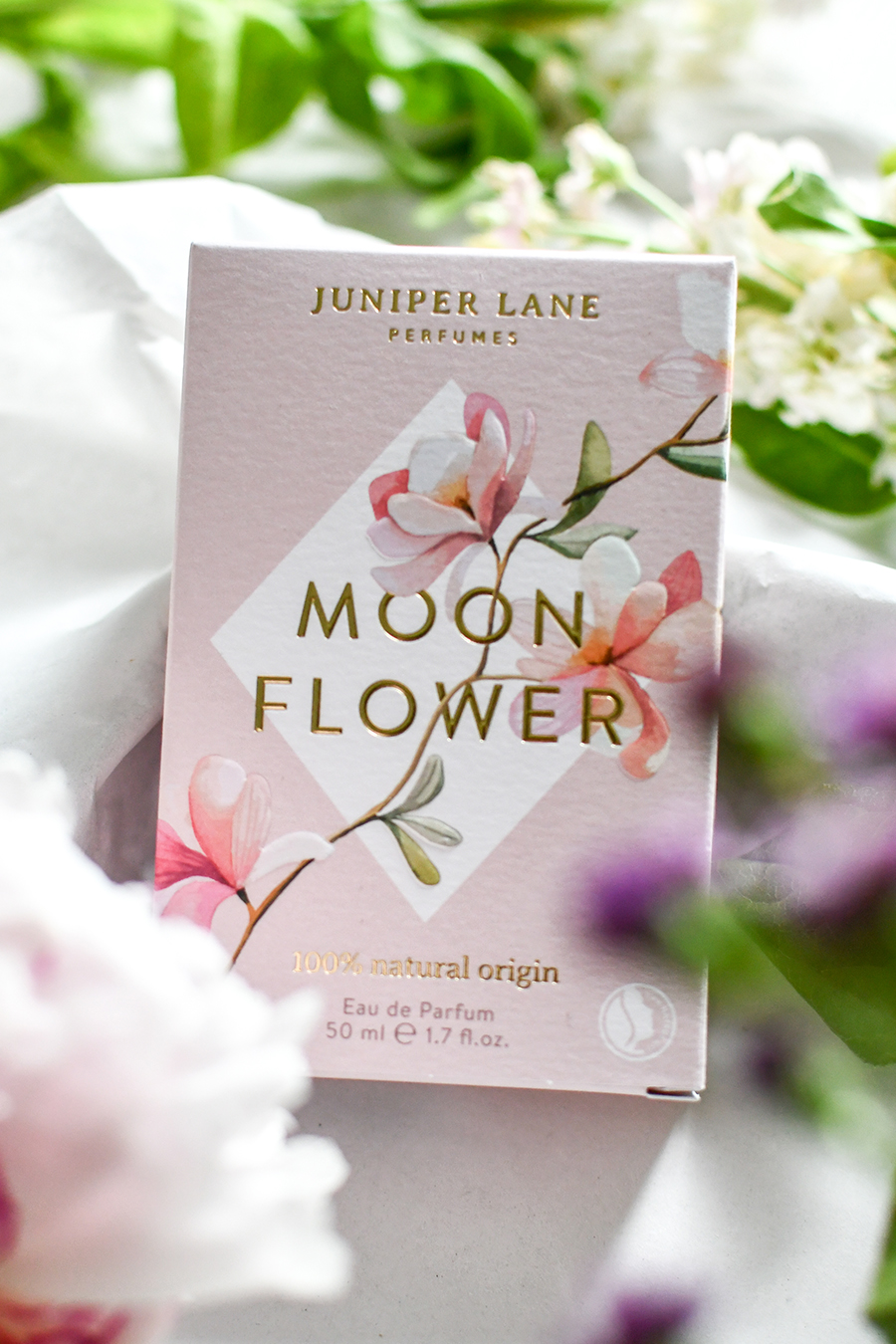 Juniper Lane - Moon Flower