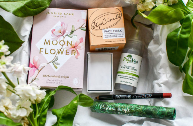 Vegan Beauty Basket - Mai Edition 2020
