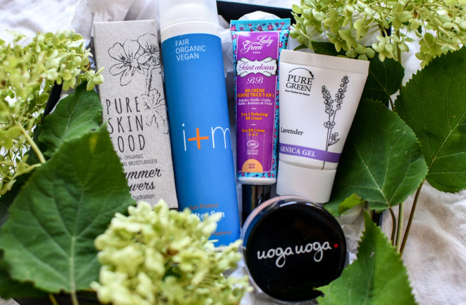 Vegan Beauty Basket - Juli 2020