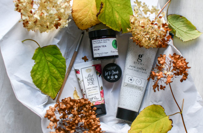 Vegan Beauty Basket - September Edition 2020