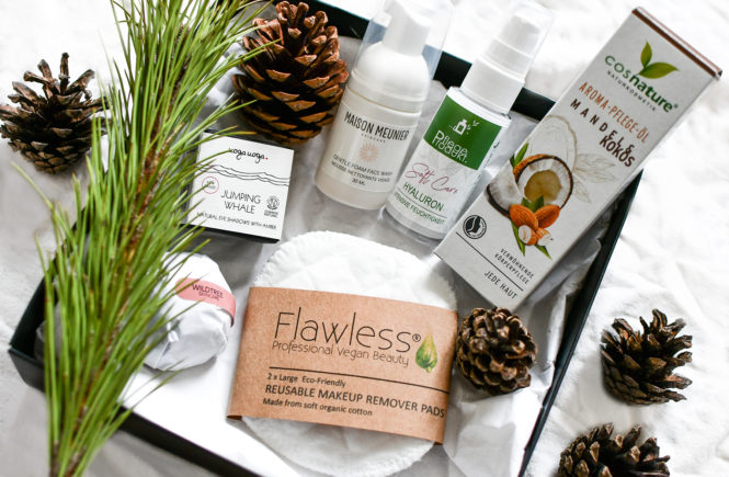 Vegan Beauty Basket - November Edition 2020
