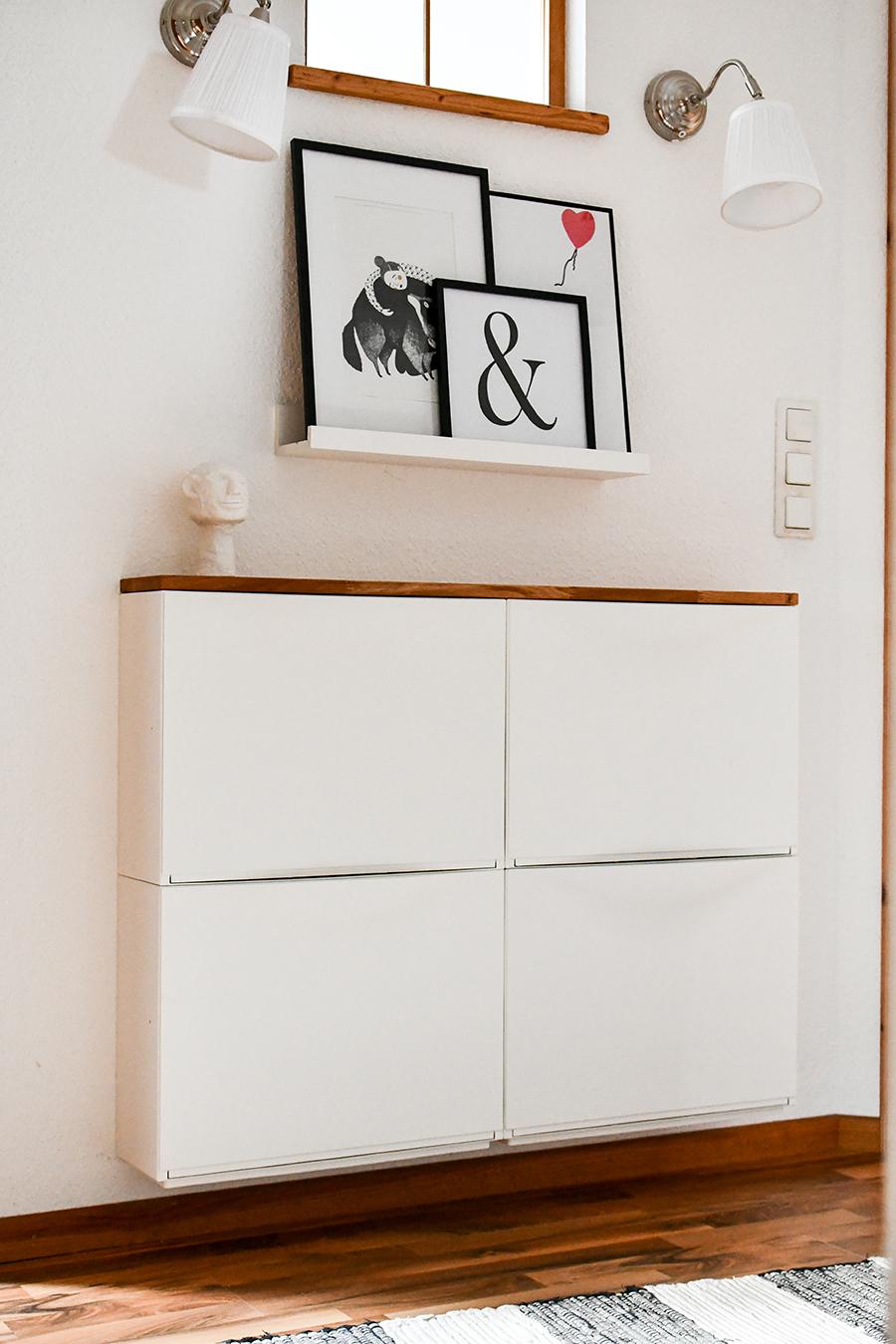 IKEA-Hack: So verschönerst du deine Möbel mit Holzplatten