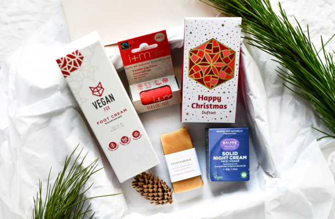 Vegan Beauty Basket - Weihnachtsbox 2020