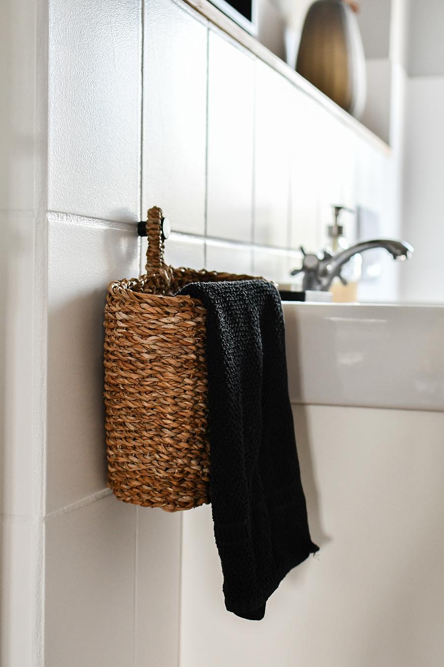Badezimmer renovieren und dekorieren